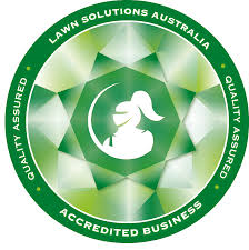 Lawn Solutions Accredited