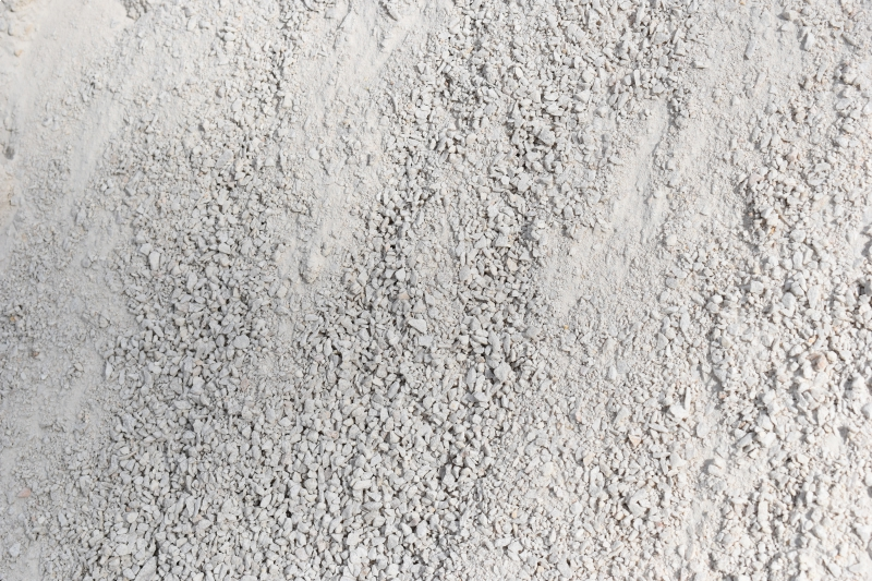 Crusher Sand White